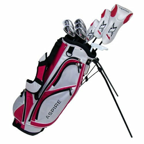 Aspire Golf X1 Women's Set