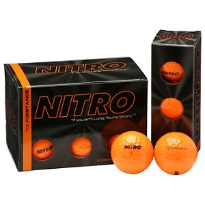 nitro golf balls review