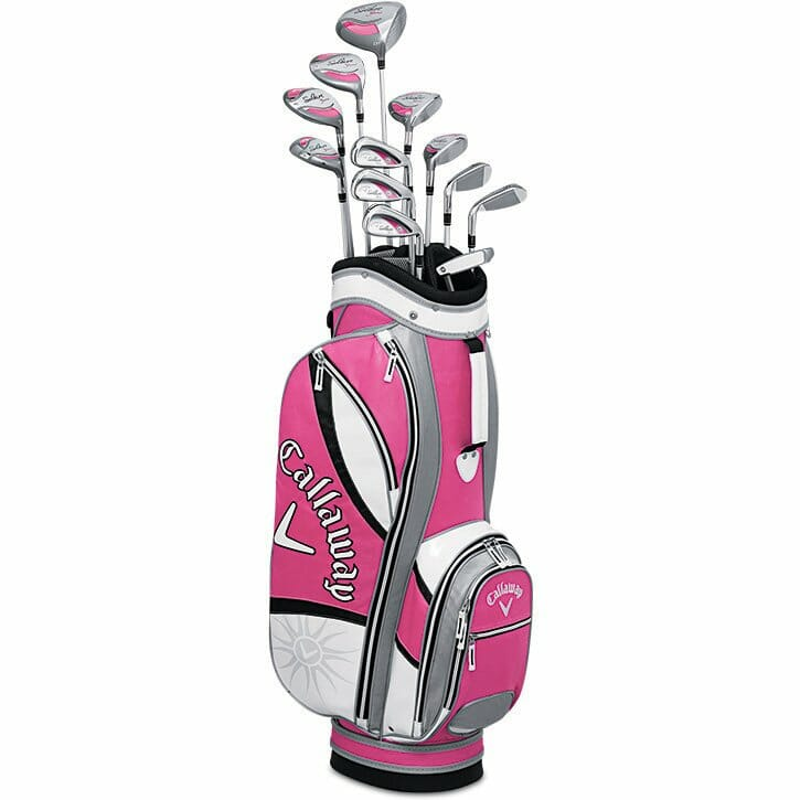 Callaway Solaire Complete Golf Set