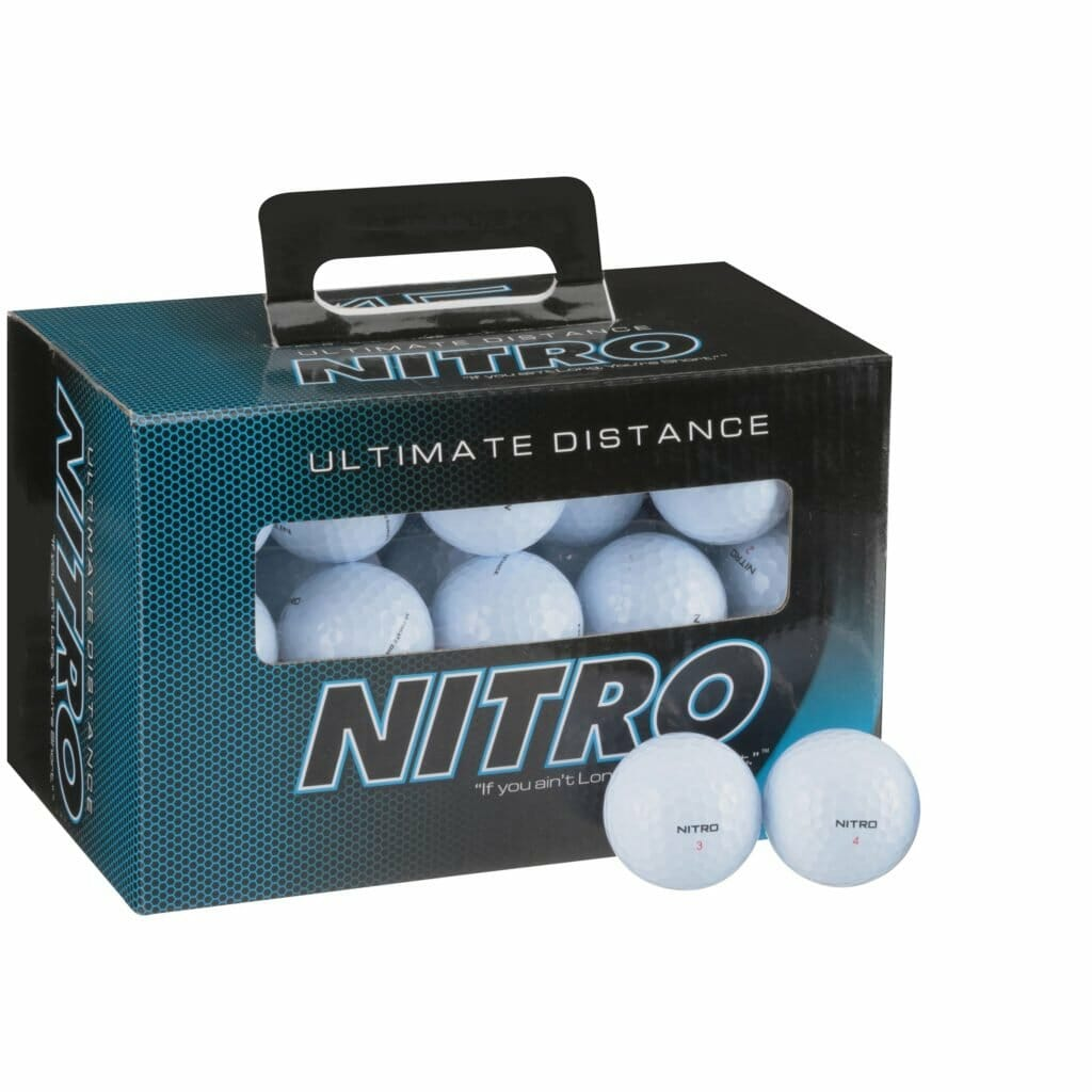 nitro golf ball review