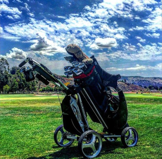 best golf push cart 2020
