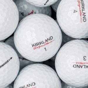kirkland golf ball review
