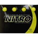 Nitro Ultimate Distance Golf Balls Review: USGA Approved Long Distance High-Quality Golf Balls