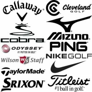 top golf club brands