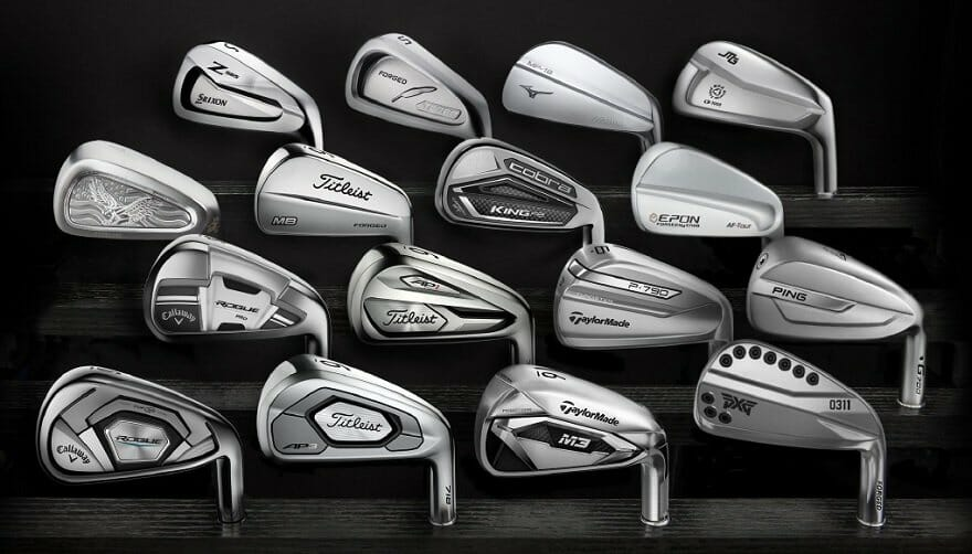 popular golf clubs brands