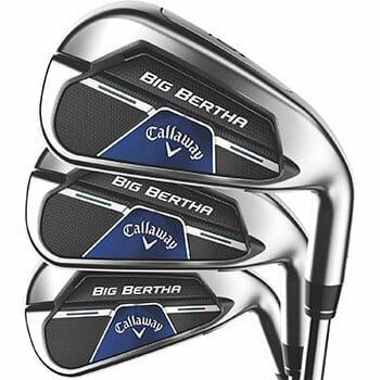 Callaway Big Bertha B21 Iron Set