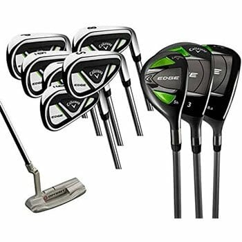 Callaway Unisex's Edge 10 Piece Golf