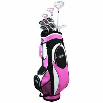 Golf Woman FWS2 Petite Lady