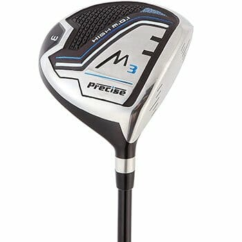 Precise M3 Men's Complete Golf Clubs