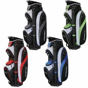 Prosimmon Tour 14-way Cart Golf Bag with Outside Putter Tube