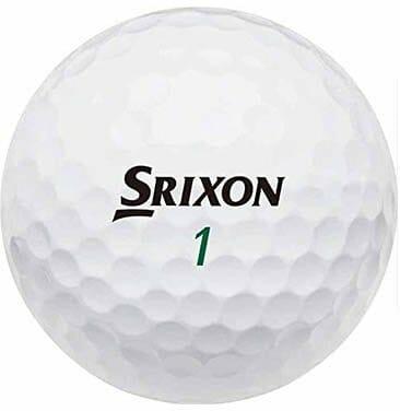 Srixon Soft Feel 2 Piece