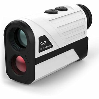 WOSPORTS Golf Rangefinder, 650 Yards