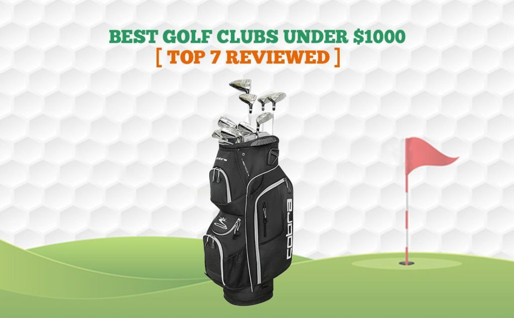 best golf clubs under 1000