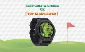 Best golf watches uk