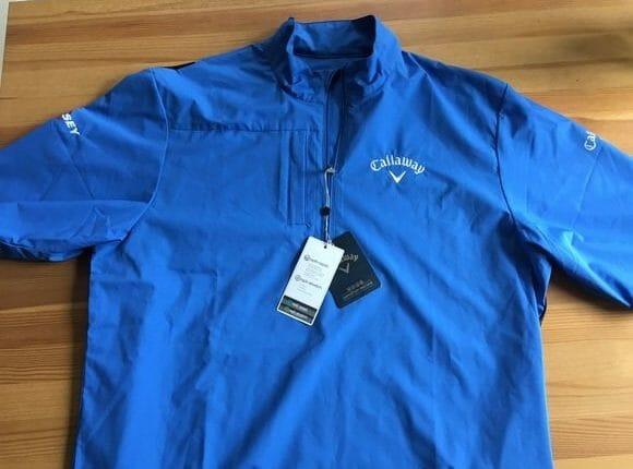 Callaway Men's Golf Fleece Jacket Features