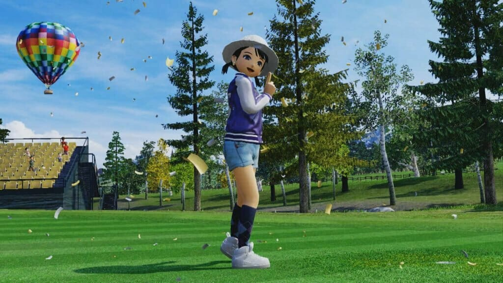 Everybody's Golf PS4 A perfect PS4 Experience