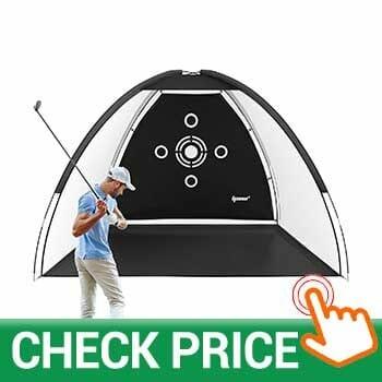 IPOW Golf Practice Net