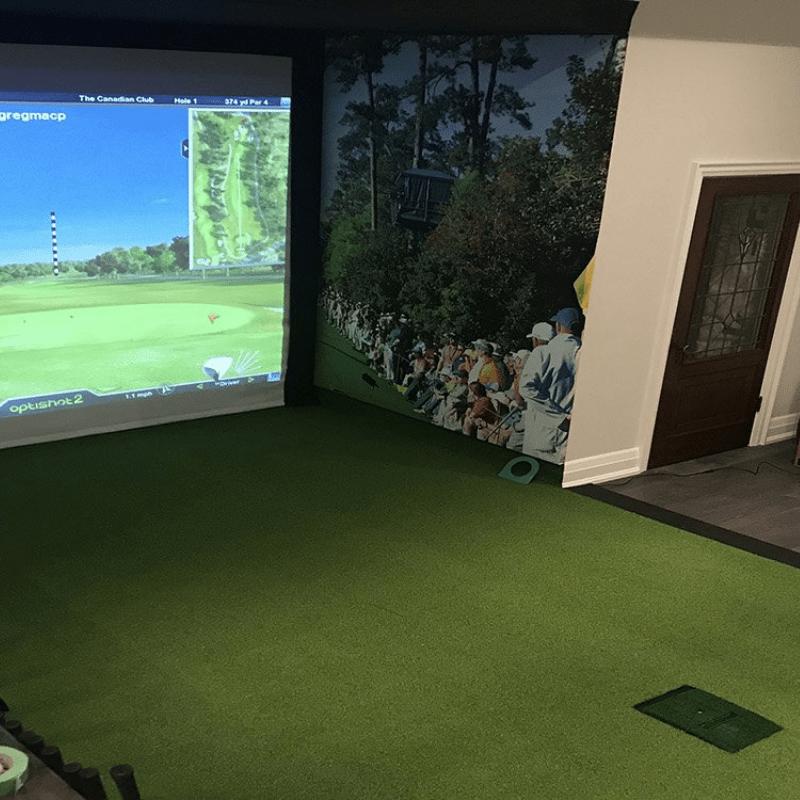 OptiShot 2 Golf Simulator for Home