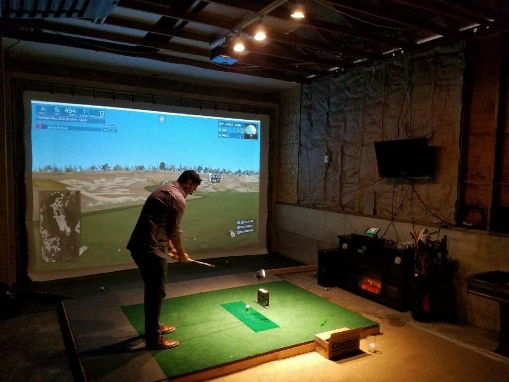Optishot 2 Complete Golf Simulator System