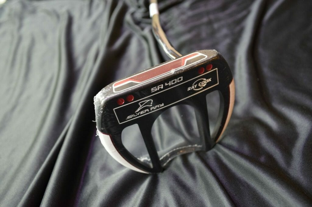 Ray Cook Golf – Silver Ray SR400 Putter Features