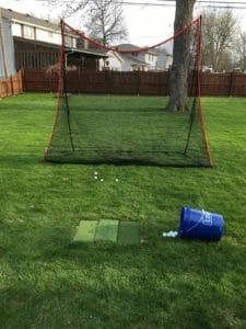 Rukket 3pc Golf Net Bundle view