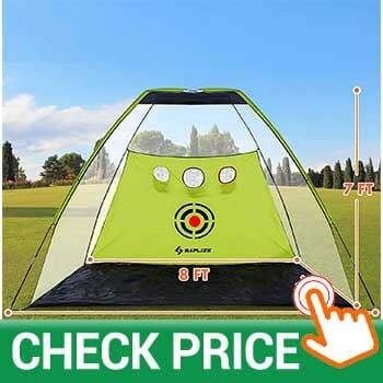 SAPLIZE Golf Practice Net