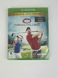 The Golf Club 2 Day 1 Edition view
