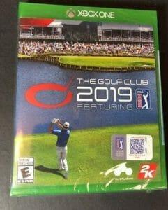 The Golf Club 2019 Featuring PGA Tour view