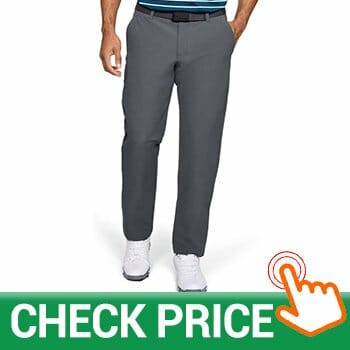 Under Armour Men's ColdGear Tapered Golf Pant