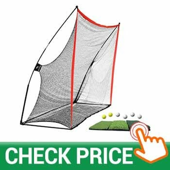WHITEFAnG Golf Net Bundle