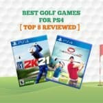 10 Best Golf Games for PS4 in 2021 【+PS5】