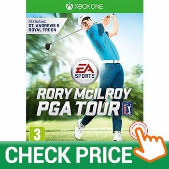 Rory Mcllroy PGA Tour xbox one