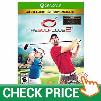 The Golf Club 2 Day 1 Edition xbox one
